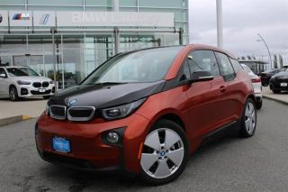 Used 2015 BMW i3 w/ Range Extender $439 bi-weekly @ 4.74% for sale in Langley, BC