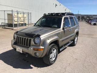 Used 2004 Jeep Liberty 4 portes Renegade 4 RM for sale in Quebec, QC