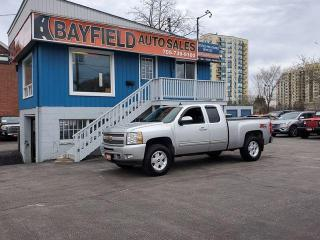 Used 2010 Chevrolet Silverado 1500 LT Extended Cab Z71 4x4 **5.3L/Remote Start** for sale in Barrie, ON