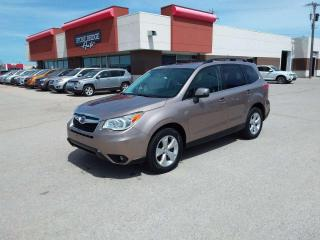 Used 2014 Subaru Forester i Touring 4dr AWD Sport Utility for sale in Steinbach, MB