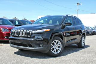 Used 2017 Jeep Cherokee NORTH *GARANTIE PROLONGÉE* for sale in Brossard, QC