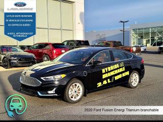 Used 2020 Ford Fusion Energi Energi for sale in Victoriaville, QC