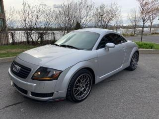 Used 2002 Audi TT COUPE 6 SPEED 225HP for sale in Oakville, ON