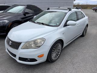 Used 2011 Suzuki Kizashi SX AWD for sale in Oakville, ON