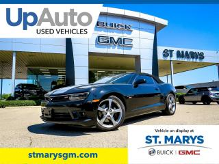 Used 2014 Chevrolet Camaro 2SS Convertible for sale in St. Marys, ON