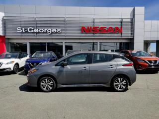 Used 2020 Nissan Leaf S PLUS 62 KW/H for sale in St-Georges, QC