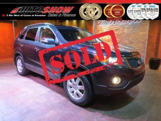 Used 2013 Kia Sorento NOW ON SALE! V6 AWD - Tow Package, Htd Seats, Save Big! for sale in Winnipeg, MB