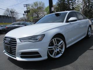 Used 2016 Audi A6 for sale in Burlington, ON