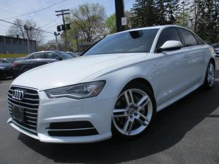 Used 2016 Audi A6 for sale in Burlington, ON