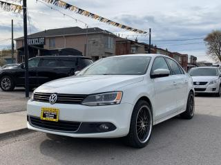 Used 2014 Volkswagen Jetta Sedan 4DR 1.8 TSI MAN COMFORTLINE for sale in Scarborough, ON