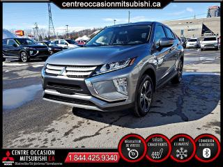Used 2020 Mitsubishi Eclipse Cross ES 4X4 JAMAIS ACCIDENTÉE for sale in Terrebonne, QC