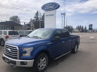 Used 2017 Ford F-150 Cabine Super 4RM 157 po XLT for sale in St-Félicien, QC