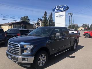 Used 2017 Ford F-150 Cab SuperCrew 4RM 157 po XLT for sale in St-Félicien, QC