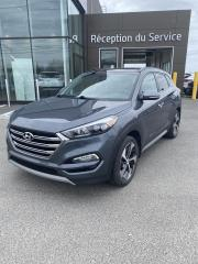 Used 2017 Hyundai Tucson LIMITED AWD + GARANTIE + NAVI + TOIT PAN for sale in Alma, QC