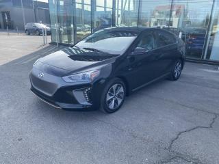 Used 2019 Hyundai IONIQ EV PREFERRED ELECTRIQUE ++ for sale in Alma, QC