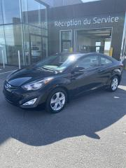 Used 2014 Hyundai Elantra COUPE GLS + TOIT + MAGS + WOW ! for sale in Alma, QC