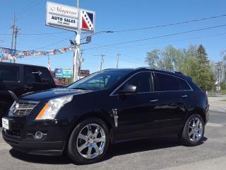 Used 2011 Cadillac SRX 3.0 Premium for sale in Welland, ON
