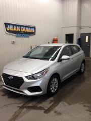 Used 2019 Hyundai Accent Essential 5 portes BM for sale in Alma, QC