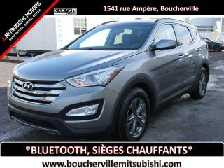 Used 2016 Hyundai Santa Fe Sport FWD 2.4L * DÉMARREUR À DISTANCE, MAGS 17 POUCE * for sale in Boucherville, QC