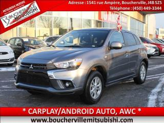 Used 2019 Mitsubishi RVR SE AWC * BLUETOOTH, CAMÉRA , BANCS CHAUFFANTS * for sale in Boucherville, QC
