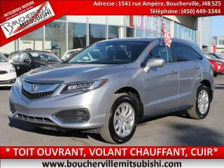 Used 2017 Acura RDX AWD 4dr Tech Pkg * TOIT, PNEUS HIVER, CUIR * for sale in Boucherville, QC