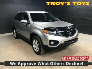 Used 2013 Kia Sorento LX w/3rd Row for sale in Guelph, ON