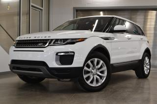 Used 2016 Land Rover Evoque SE *BALANCE DE GARANTIE 6ANS/160000KM* for sale in Laval, QC