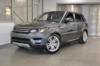 Used 2016 Land Rover Range Rover Sport HSE Td6 *BALANCE DE GARANTIE 6ANS/160000KM* for sale in Laval, QC