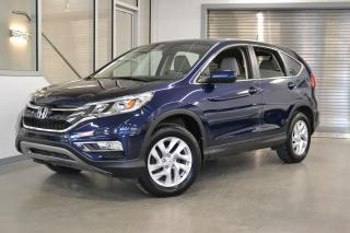 Used 2016 Honda CR-V EX-L *AWD + SIEGES EN CUIR + TOIT OUVRANT* for sale in Laval, QC