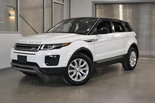 Used 2018 Land Rover Evoque SE *BALANCE DE GARANTIE 6ANS/160000KM* for sale in Laval, QC