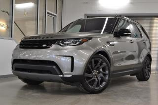 Used 2018 Land Rover Discovery HSE 7 PASSAGERS*BALANCE DE GARANTIE 6ANS/160000KM* for sale in Laval, QC