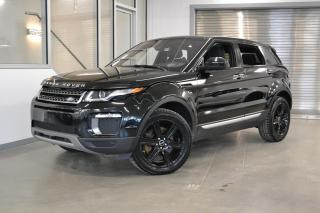 Used 2016 Land Rover Evoque HSE *BALANCE DE GARANTIE 6ANS/160000KM* for sale in Laval, QC
