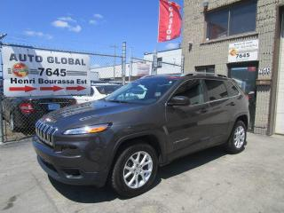 Used 2018 Jeep Cherokee NORTH 4X4 for sale in Montréal, QC