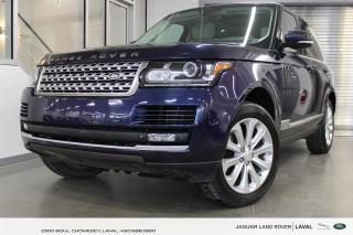 Used 2014 Land Rover Range Rover V6 HSE SWB *BIEN ÉQUIPÉ, ÉPITOME DE LUXE!* for sale in Laval, QC