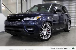 Used 2014 Land Rover Range Rover Sport V8 Supercharged Dynamic *BIEN ÉQUIPÉ!* for sale in Laval, QC