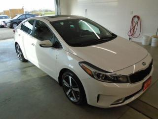 Used 2018 Kia Forte EX+ for sale in Owen Sound, ON