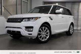 Used 2014 Land Rover Range Rover Sport V6 HSE *BIEN ÉQUIPÉ!!* for sale in Laval, QC