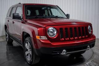 Used 2016 Jeep Patriot HIGH ALTITUDE 4X4  CUIR TOIT MAGS SIEGE for sale in St-Hubert, QC