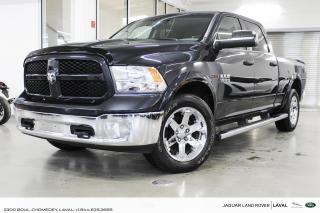 Used 2014 RAM 1500 Crew 4x4 SLT Outdoorsman for sale in Laval, QC