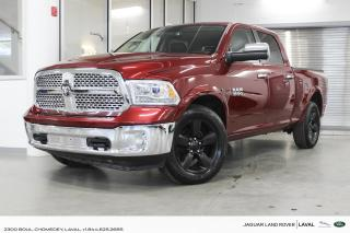 Used 2015 RAM 1500 4WD Crew Cab 149 Laramie for sale in Laval, QC