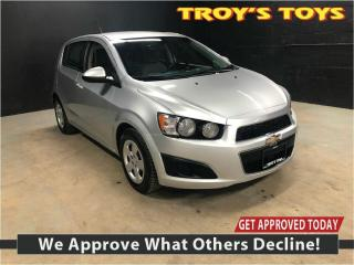 Used 2014 Chevrolet Sonic LS for sale in Guelph, ON