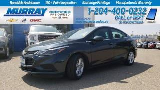 Used 2018 Chevrolet Cruze *GM Certified* Remote Start* Heated Seats* Backup for sale in Brandon, MB