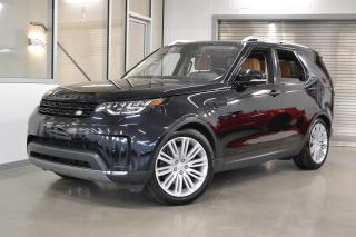 Used 2017 Land Rover Discovery FIRST EDITION *BALANCE DE GARANTIE 6ANS/160000KM* for sale in Laval, QC