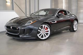 Used 2015 Jaguar F-Type S 380HP *GARANTIE PROLONGÉE DISPONIBLE* for sale in Laval, QC