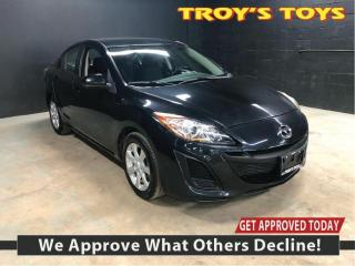 Used 2011 Mazda MAZDA3 GX for sale in Guelph, ON
