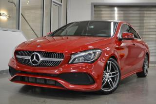 Used 2018 Mercedes-Benz CLA-Class 4MATIC *TOIT OUVRANT + MAGS AMG* for sale in Laval, QC