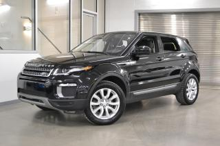 Used 2017 Land Rover Evoque SE *BALANCE DE GARANTIE 6ANS/160000KM* for sale in Laval, QC