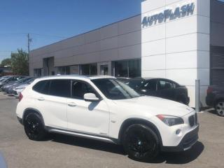 Used 2012 BMW X1 Premium *Bluetooth *Toit-Ouvrant *Sunroof for sale in St-Hubert, QC