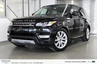 Used 2014 Land Rover Range Rover Sport V6 HSE *GARANTIE PROLONGÉE DISPONIBLE* for sale in Laval, QC