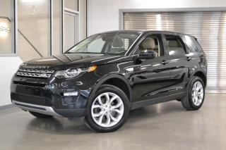 Used 2016 Land Rover Discovery Sport HSE *BALANCE DE GARANTIE 6ANS/160000KM* for sale in Laval, QC